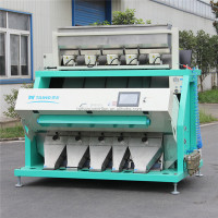 groundnut CCD color sorter ,groundnut processing machine