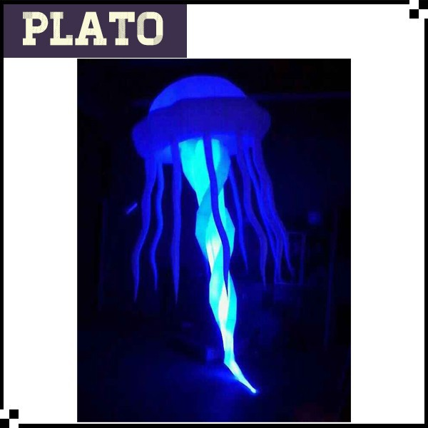 Event/Party decorations with inflatable jellyfish, jellyfish decorations,inflatable jellyfish