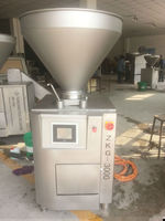 sausage stuffing filling machine for meat processor