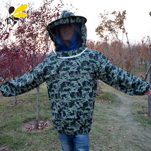Full Body Jacket Ventilated Bee keeping Suit-BEEKEEPING BEE SUIT VENTILATED 3 LAYER MESH ULTRA COOL BREEZE