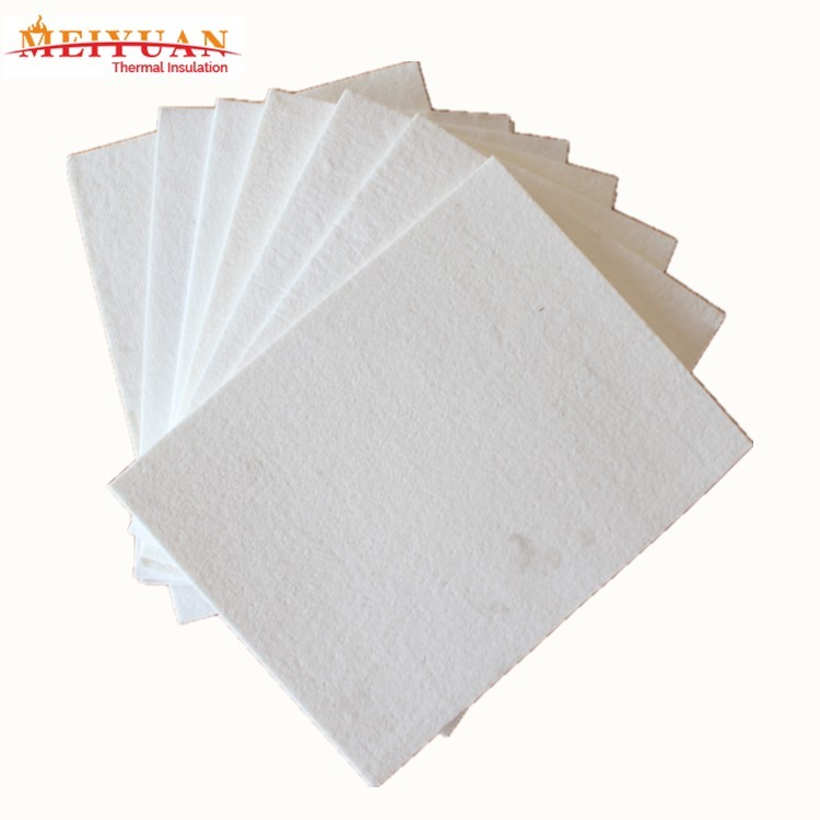 Hot new products 10mm insulation ceramic fiber paper supplier