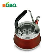 wholesale color spraying stainless steel antique water kettle