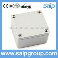 China Aluminium Enclosure battery box with lock beach safe