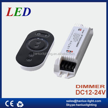 DC12V 2014 hot high RF dimmer for LED light