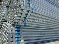 galvanized steel pipe bridge manufacture