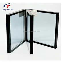 curtain wall/facade low-e double glazing insulating glass