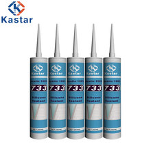 Kastar High Performance Acetic Super 100% Silicone Sealant With Free Sample