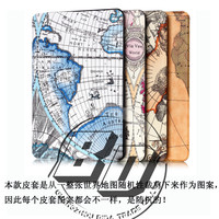 Tablet case Ultra Slim world map folio leather case For ipad mini 4 tablet case fast delivery