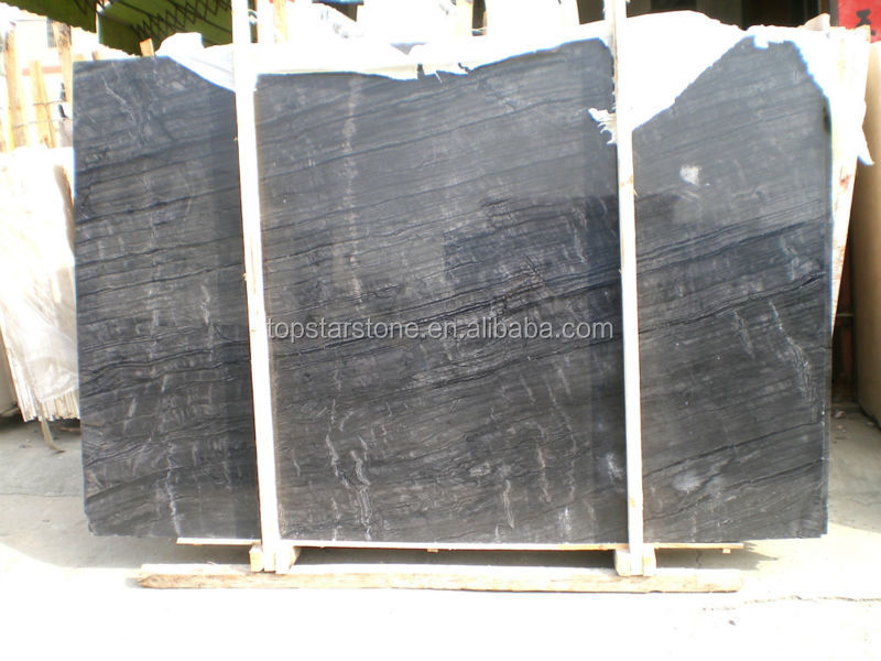 TOPSTAR Black Forest Marble Slabs