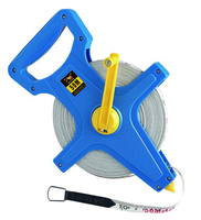 new Hot selling open frame measuring tape home fiber measuring tape measures 30m long tape