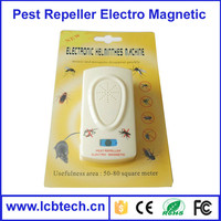 Technology ultrasonic Pest Repeller Reject Mosquito Rat Mouse Insect Repellent with good price