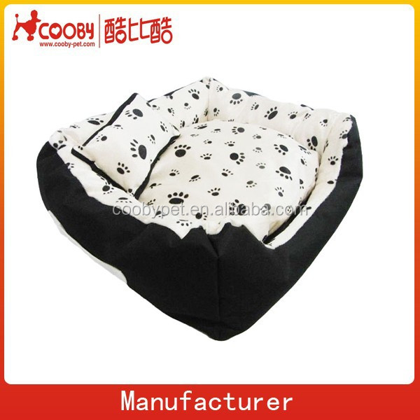 COO-2043 many sizes for your choice super soft material wicker pet bed
