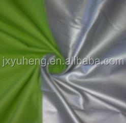 170T 190T Silver coated car body cover fabric