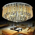 decorative lighting modern crystal led ceiling lamp