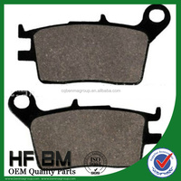 China quality best HF004 motorcycle brake pad,Brake Pads for Motorbike Part,Hot-selling!!