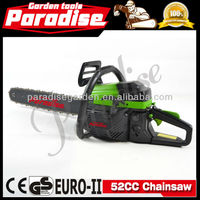 "2014 new design high quality 5200 chain saw with 20"" bar"