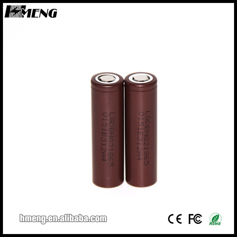 Original brand battery wholesale products Manganese 18650 battery 3.6V 300mah 18650 battery