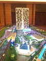 Scale architectural model making /commercial scale model / scale miniature model building maker