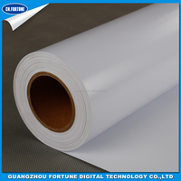 Good Quality Digital Printing Rigid PVC Film for Roll up stand use