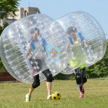 grass short-time produced plastic bubble ball pool
