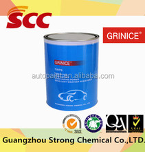 Good quality and good isolation function acrylic automotive paint