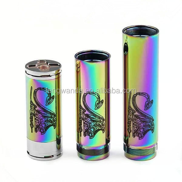 High quality mechanical copper black infinite stingray mod