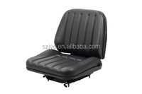 Universal Tractor Seat /Machinery Suspension Agricultural Driver seat /High Quality PVC Seat With Safety Belt YHG-01