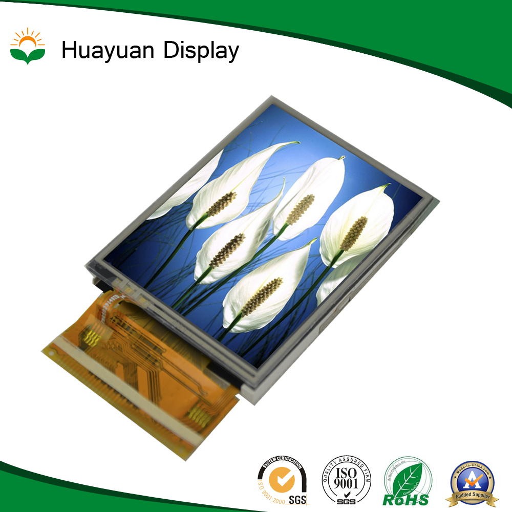2.4 inch TFT Lcd Module With 4-Wire Resistive Touch Panel