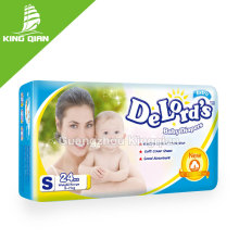 Afica popular cotton sleepy baby diapers manufactures in china