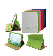 "Credit Card Slots, For iPad 5 iPad Air 9.7"" Stand Wallet PU Leather Cover Case"