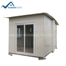 China manufacturer small simple prefab cabin homes
