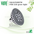 high efficiency plant led lighting 7w lamps best growing bulb
