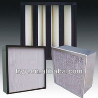 Excellent hepa air box filter manufactured in China, hepa filter box