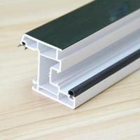 environment-friendly extrusion plastic u profile