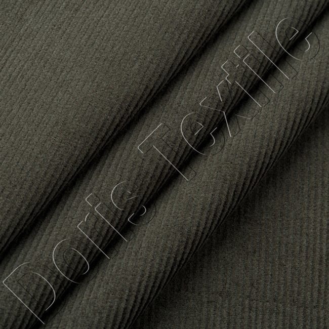100% Cotton 18W Corduroy Fabric