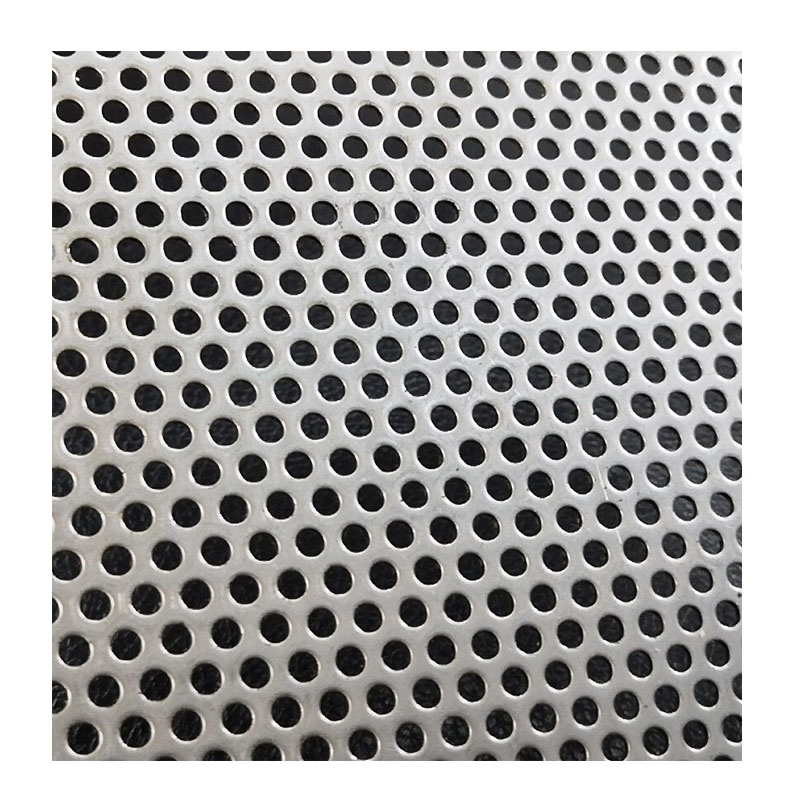 New product galvanized perforated metal sheet iron wire iron <strong>mesh</strong> 1mm hole size and 2mm hole center spacing