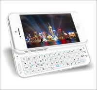Newest products bluetooth wireless keyboard for new apple iphone5/iphone5g