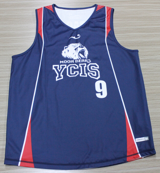 new design soft custom basketball jerseys/uniform
