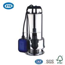 Cheap price 250w electric garden submersible pump for clean water