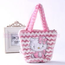 plush tote kids handbag brands famous