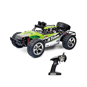 RC Car Off Road High Speed 4WD 40km/h 1:12 Scale 50M Remote Control 15 Mins Playing Time 2.4GHz Electric Vehicle Buggy Truck