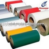 Hot selling high quality prepainted color Coated Aluminum Coil sheets