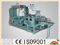 automatic conical tube equipment