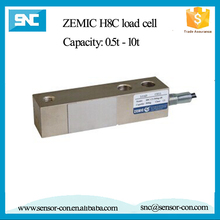 ZEMIC B8D 5ton stainless steel load cell for weighing scale
