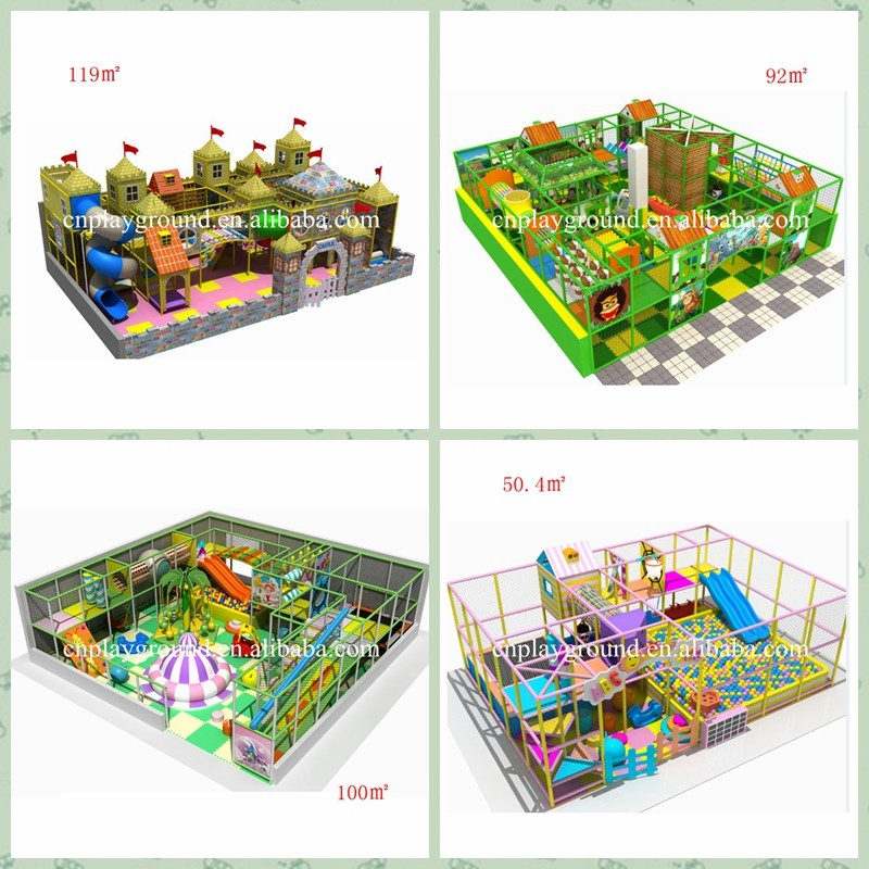 $35.00 sq.m (CHD-842) Popular design indoor soft playground, foam kids indoor playground set, kids indoor playground equipment