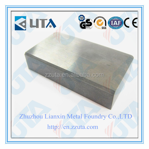 zhuzhou cemented carbide <strong>plate</strong>