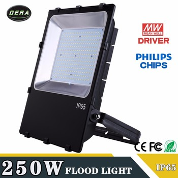 Slim design hurricane lamp 250w 240wLED Flood Light Waterproof IP65 Floodlight Landscape LED outdoor lighting Lamp