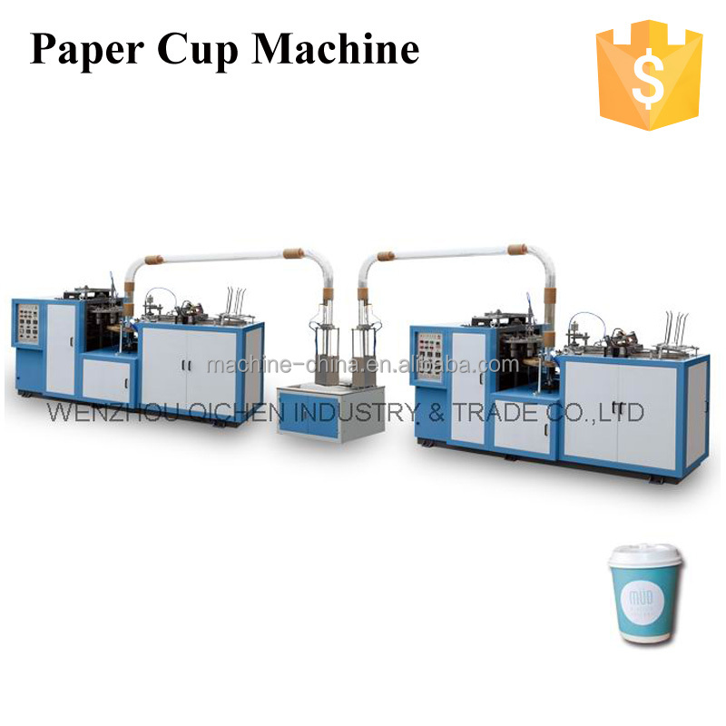 second hand machines Shunda Paper Cup Machine