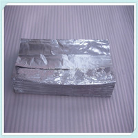 12inch and 10.75inch aluminum foil paper for hamburger, cake and sandwich wrap