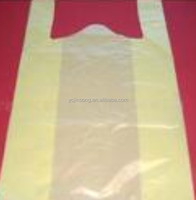 HDPE cheap shopping plastic bags